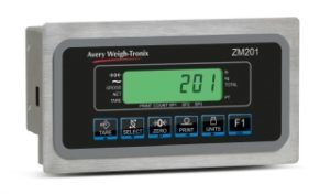 AVERY WEIGH-TRONIX ZM201 PANEL MOUNT